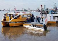 Từ 25-11, buýt đường sông số 1 vận hành chính thức