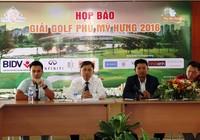 Công bố giải Golf Phú Mỹ Hưng năm 2016