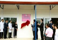 BV K Trung ương khánh thành nhà lưu trú cho bệnh nhân