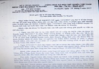 Đề nghị kỷ luật 12 y, BS vụ bé 15 tháng tuổi tử vong