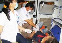 Trắng đêm cứu người bị tai nạn tại hiện trường
