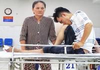 'Trong cơn đau đớn, mẹ là người tôi nghĩ đến đầu tiên'