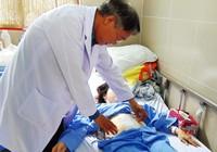 Bệnh viện quận 11 lần đầu phẫu thuật ca đứt đôi lá lách