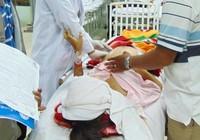 Sản phụ bị nhiễm trùng sau khi mổ ruột thừa