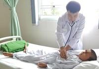 Mới 6 tuổi đã bị hở van tim hai lá rất nặng