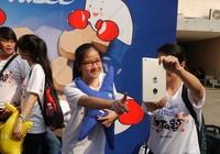 Giới trẻ thích thú với ngày hội đập gối ở Sài Gòn