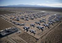 Chùm ảnh nghĩa địa máy bay dân dụng tại Mỹ