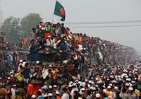 20 hình ảnh gây sốc về vận chuyển người và hàng hóa