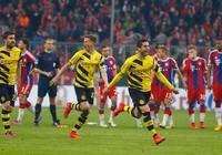 Dortmund phá giấc mơ ăn ba của Bayern Munich