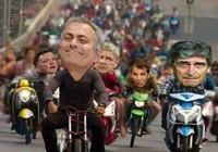 Ảnh vui Mourinho giúp Chelsea vô địch nhờ lối đá thực dụng
