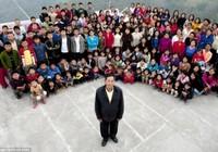 Cận cảnh cuộc sống của người đàn ông có 39 vợ, 94 con
