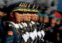 Lính Trung Quốc cũng duyệt binh mừng Ngày chiến thắng Phátxít ở Nga
