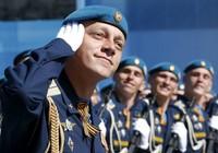 Binh sĩ các nước góp mặt trong lễ duyệt binh ngày Chiến thắng