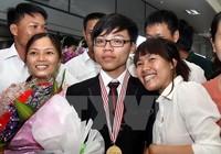 Việt Nam giành được hai huy chương vàng Olympic vật lí châu Á