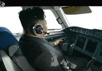 Clip Kim Jong-un lái thử máy bay do Triều Tiên sản xuất