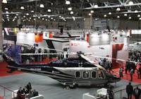 Những mẫu trực thăng ấn tượng tại triển lãm HeliRussia