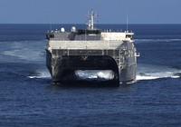 """Hải quân Mỹ phô diễn hàng loạt mẫu tàu chiến có hình dạng """"kỳ dị"""""""