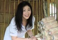 Cựu thủ tướng Yingluck trồng nấm khi xa rời chính trường