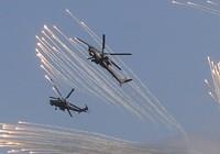 Clip máy bay, trực thăng Nga trình diễn tại triển lãm quân sự quốc tế