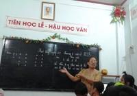 'Lớp phổ cập tiểu học' giữa lòng thành phố Biên Hòa