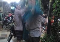 Tình người trong mưa