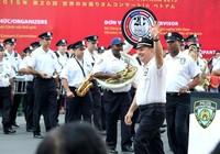 Hơn 200 cảnh sát thế giới tham gia nhạc hội đường phố