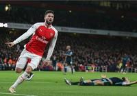 Clip Arsenal đánh bại Manchester City 2-1