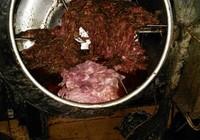 'Biến' thịt heo, trâu trôi nổi thành món bò né thơm ngon