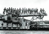 Khẩu pháo siêu khủng của trùm phát xít Hitler