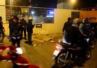 Xe cẩu tông xe máy, nam thanh niên tử vong tại chỗ