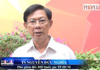 TS Nguyễn Đức Nghĩa lưu ý ba thay đổi lớn trong kỳ thi THPT quốc gia