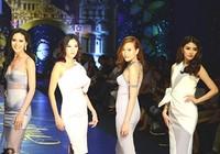 Trương Thị May, Kim Tuyến khoe sắc trong đêm diễn thời trang