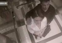 Clip cô gái ra đòn hạ gục kẻ sàm sỡ trong thang máy