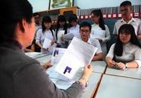 Kết thúc nộp hồ sơ thi THPT quốc gia: 3 môn học 'lên ngôi'