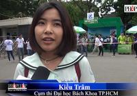 Video: Thí sinh nhận định đề thi môn Ngữ Văn 'dễ thở'