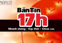 Bản tin 17h: Chủ nợ bị sát thủ bắn chết bằng 16 phát đạn
