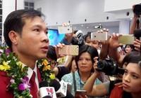 Clip Xạ thủ Hoàng Xuân Vinh nói về phát súng 'định mệnh'
