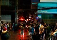 Clip: Hiện trường vụ cháy nhà ở quận 3 làm 6 người chết