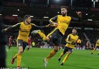 Arsenal ngược dòng không tưởng trước AFC Bournemouth