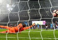 Man. City giành chiến thắng hủy diệt trước West Ham