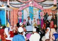 Làng có 40 đám cưới từ mùng 1 đến mùng 6 tết
