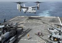Siêu tàu đổ bộ lớp San Antonio của hải quân Mỹ