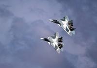 Phi đội tiêm kích tối tân Nga nhào lộn trên trời Moscow