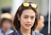 Nữ phóng viên xinh đẹp của đoàn Thái Lan tại SEA Games