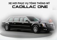 Cadillac One, 'xe tăng mặt đất' của tổng thống Mỹ