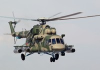 Sức mạnh 'kẻ hủy diệt' Mi-8AMTSh của Nga