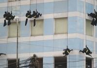 Clip: Cảnh sát diễn tập chống khủng bố bảo vệ APEC