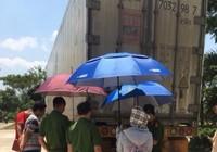CSGT Quảng Nam bắt tài xế xe tông chết người ở Phú Thọ