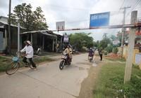 Cầu Hà Tân sụt lún nặng, dân thấp thỏm lo sập