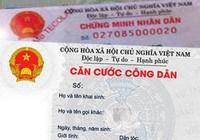 Bà Rịa-Vũng Tàu cấp thẻ căn cước công dân từ ngày 1-3
